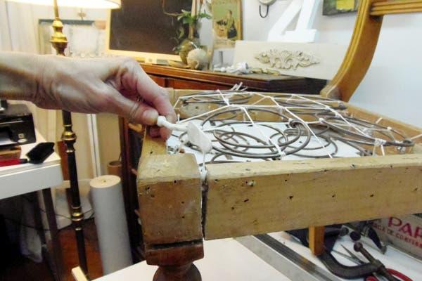 No a las sillas con patas flojas revista ohlal - Reciclado de muebles viejos ...