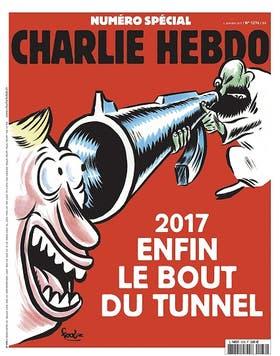 Charlie Hebdo y una nueva portada polémica a dos años de la sangrienta masacre