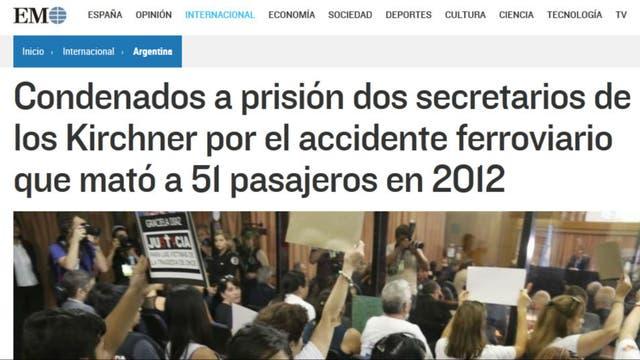 El Mundo, de España