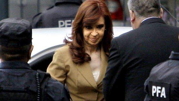 La ex presidenta está a punto de ser llevada a juicio oral en la causa por la venta de dólar futuro