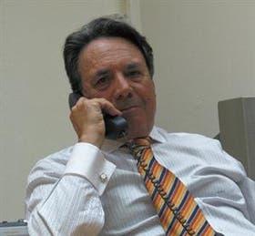 Toninelli está al frente de la Dirección General Impositiva