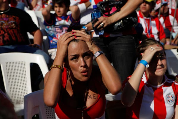 La modelo parguaya Larissa Riquelme y su impactante figura.  Foto:Reuters