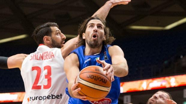 Ariel Filloy supera la marca del georgiano Tornike Shengelia