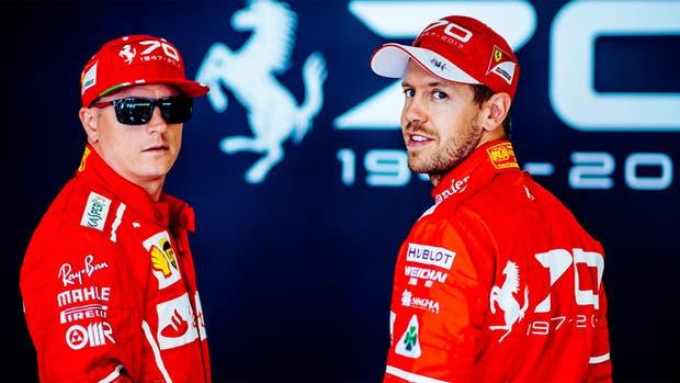 Ferrari y Vettel buscarán rehabilitarse en Monza