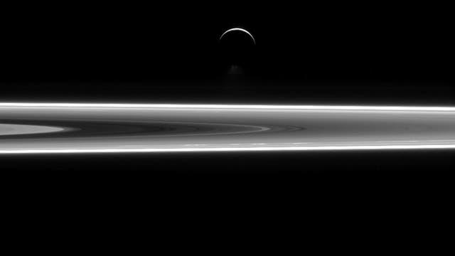Saturno. Foto: NASA/JPL-Caltech/Space Science Institute