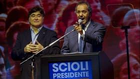 Scioli gastó $96 millones