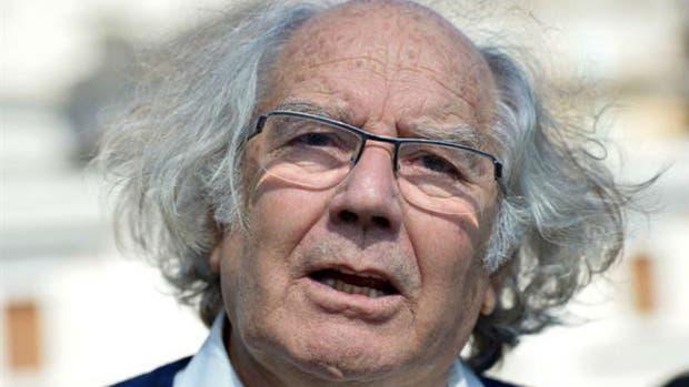 El premio Nobel de la Paz, Adolfo Pérez Esquivel