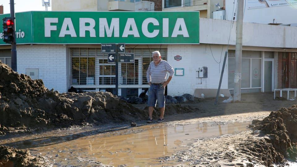 Temporal en Mar del Plata: Suspenden las clases en todo el distrito