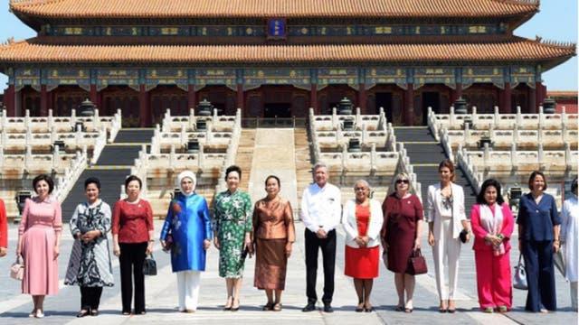 Los planes de Juliana Awada en Pekín