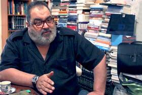 El periodista Jorge Lanata