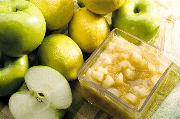 Dulce de manzanas