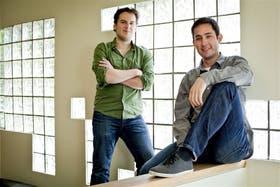 Kevin Systrom y Mike Krieger, cofundadores de Instagram