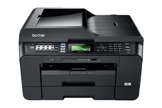 Brother MFC-J6710DW: inyección de tinta multifunción, con impresión, copia, escaneo y fax.
