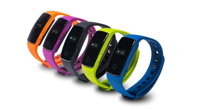 Ambos modelos de pulseras se vincular con teléfonos Android o con el iPhone