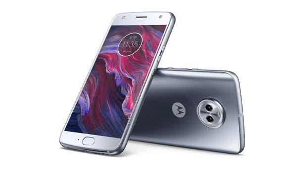 El Moto X4 tiene una pantalla de 5,2 pulgadas