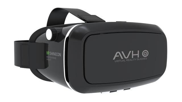Unos anteojos universales para realidad aumentada de AVH