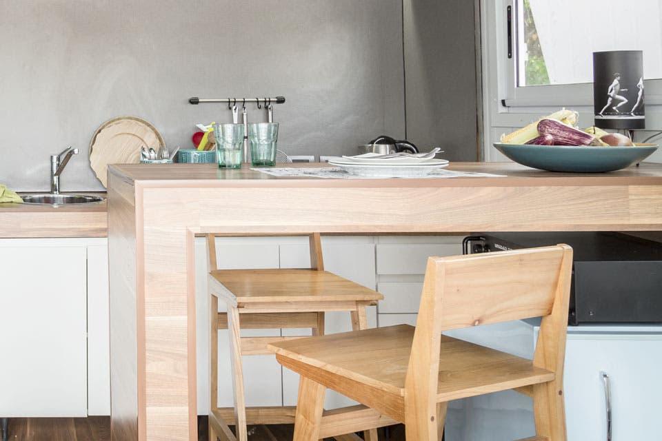 10 ideas para armar una barra en la cocina
