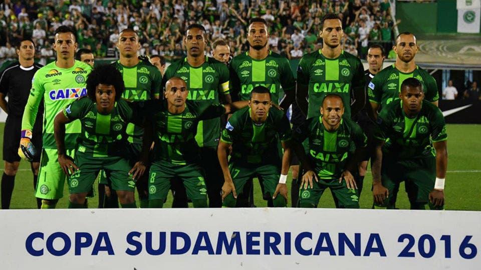 Es oficial: Atlético Nacional le pidió a la Conmebol que Chapecoense sea campeón de la Copa Sudamericana