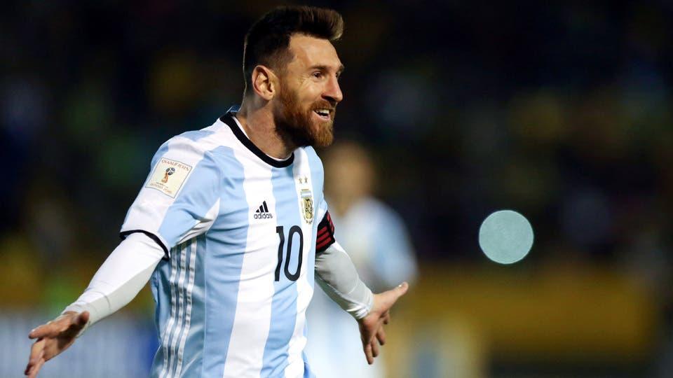 Sin Messi, Argentina no pasaría primera rueda