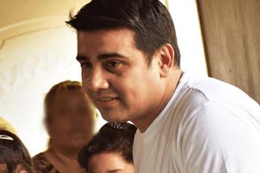 Juan Gregorio Díaz, asesinado en Villa Tesei el 7 de junio pasado