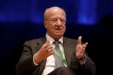 Paolo Rocca, CEO de Grupo Techint