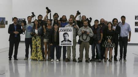 En el cierre de World Press Photo homenajearon a Cabezas