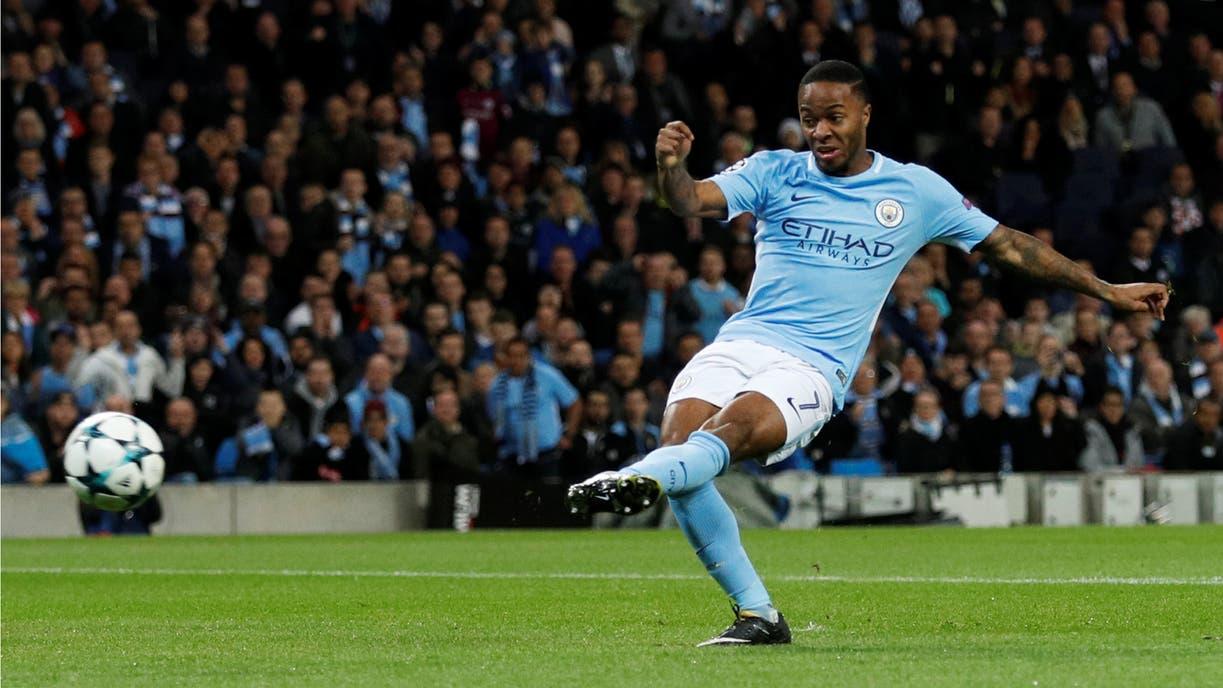 Sterling marca el primer gol