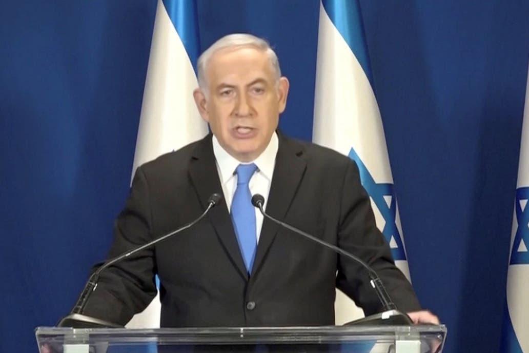 Policía israelí acusa a Netanyahu en casos de corrupción