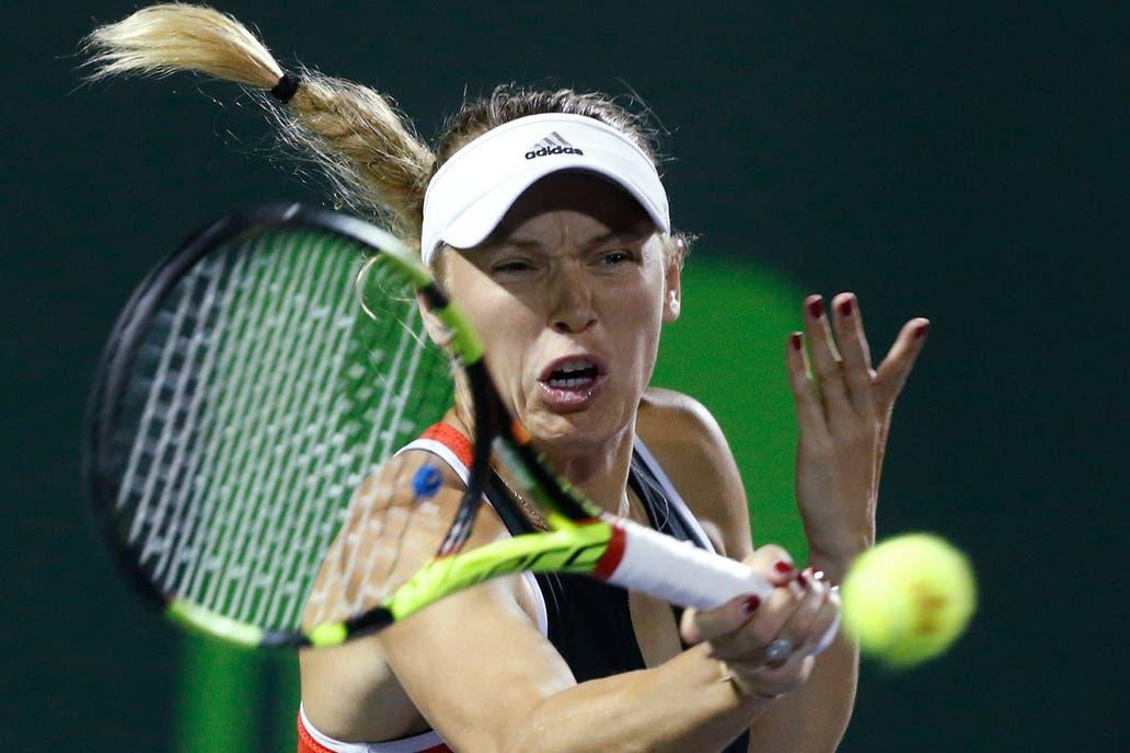 Mónica Puig elimina a Caroline Wozniacki en segunda ronda de Miami