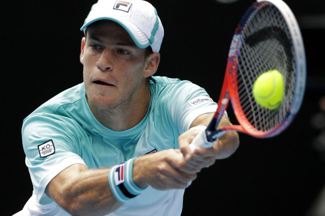 Schwartzman completó el trío argentino en tercera ronda del US Open