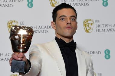 Rami Malek, en busca de repetir el premio a mejor actor en los Oscar
