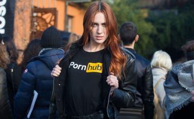 Pornhub es el sitio web de pornografía más visitado del mundo