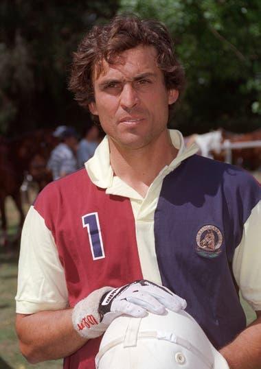 Rubén Sola, en Hurlingham 1999