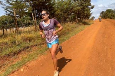 Corriendo en Kenia: Casetta se preparaba para los Juegos Olímpicos de Tokio cuando el coronavirus canceló sus planes
