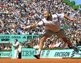 El mejor del 99: Andre Agassi tendrá en Sampras al principal rival en la lucha por el primer puesto de la carrera de campeones