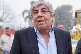 """Hugo Moyano: """"Yo soy la renovación"""""""