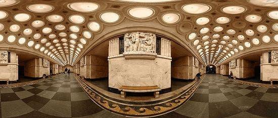 Metro-2. Moscú (Rusia)Su existencia nunca ha sido oficialmente reconocida