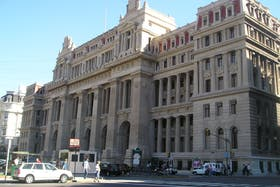 La Corte Suprema de Justicia, situada en la ciudad de Buenos Aires