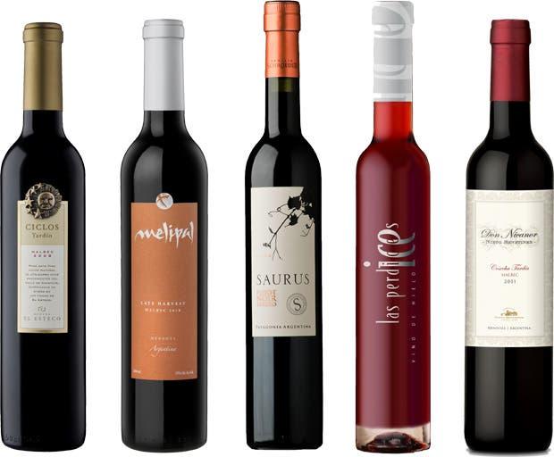 También llamados dulces naturales o vinos de postre, pertenecen a un selecto grupo de vinos nuevos; cada vez más bodegas los elaboran y su consumo viene creciendo