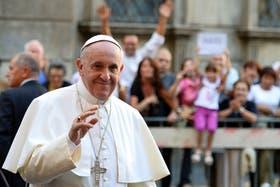 El papa continúa dando mensajes de humildad