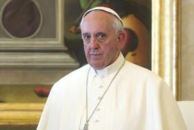 El papa Francisco, con nuevas declaraciones que despertaron controversias