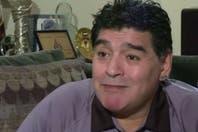 """Maradona y las elecciones en la FIFA: """"Infantino pasó de revolver las pelotitas a ser candidato a presidente"""""""