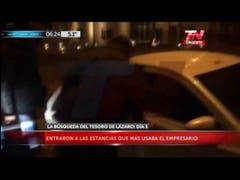 Encuentran dinero escondido en una propiedad de Lázaro Báez