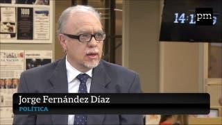 """Jorge Fernández Díaz: """"El gobierno tiró más nafta al fuego"""""""