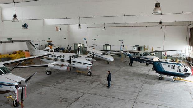 Vidal venderá la mayor parte de la flota aérea con problemas técnicos