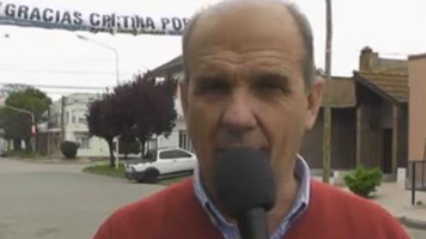 Intendente K recibió a Stolbizer con un pasacalle venerando a Cristina — Insólito