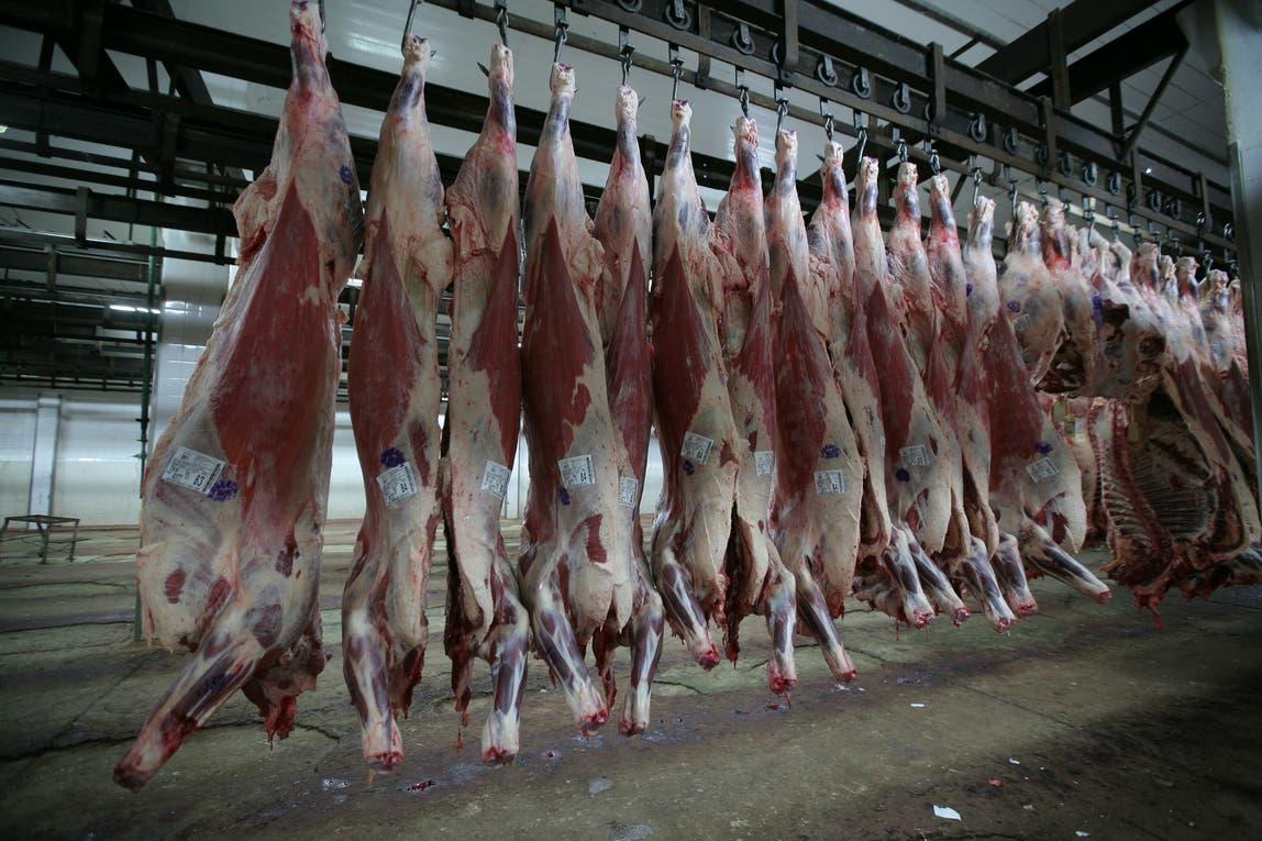 Hay que ordenar la cadena de la carne.