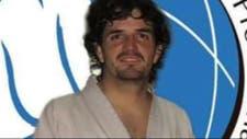 La policía detuvo al presunto asesino, Daniel Salazar, en el Hospital Central de Mendoza