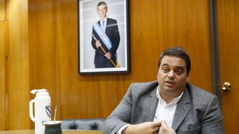 El ministro de Trabajo, Jorge Triaca, se reunió con los líderes de la CGT
