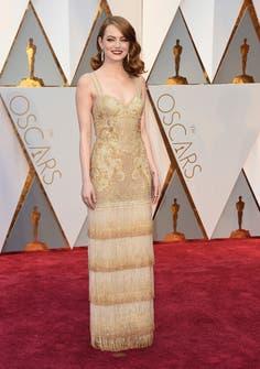 Emma Stone by Givenchy.